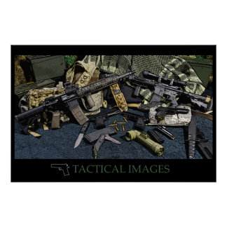 Guns and Gear Poster