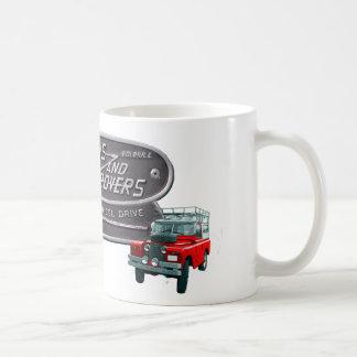 Guns and Rovers Red Rover Coffee Mug