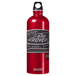 Guns and Rovers Red Rover SIGG Traveller 1.0L Water Bottle