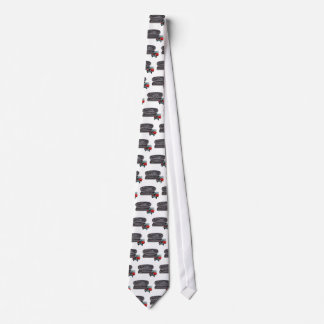 Guns and Rovers Red Rover Tie