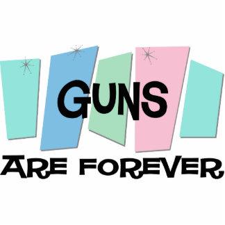 Guns Are Forever Photo Cutout