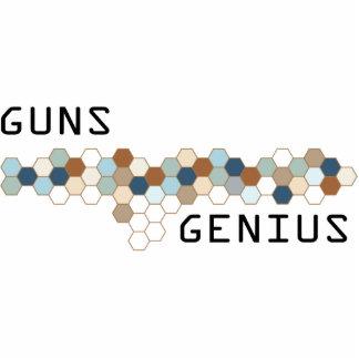 Guns Genius Photo Cutout