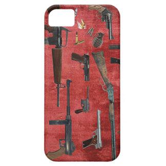 GUNS iPhone 5 COVER
