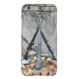 Guns Of War Barely There iPhone 6 Case