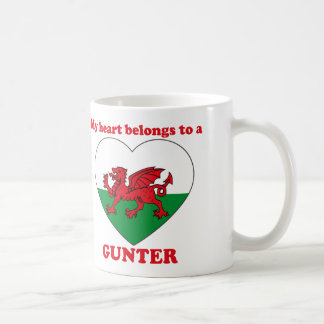 Gunter Basic White Mug