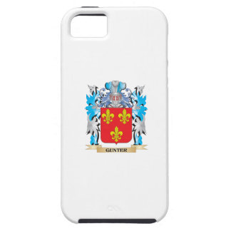Gunter Coat of Arms - Family Crest iPhone 5/5S Cases