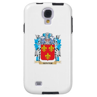 Gunter Coat of Arms - Family Crest Galaxy S4 Case