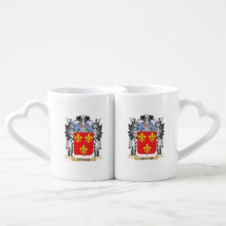 Gunter Coat of Arms - Family Crest Lovers Mug