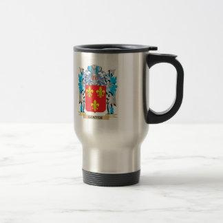 Gunter Coat of Arms - Family Crest Mugs