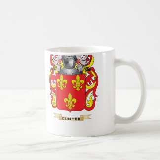 Gunter Coat of Arms (Family Crest) Mugs