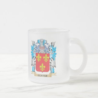 Gunter Coat of Arms - Family Crest Coffee Mugs