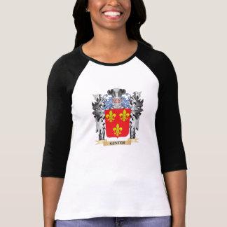 Gunter Coat of Arms - Family Crest Tee Shirt