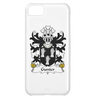 Gunter Family Crest iPhone 5C Cases