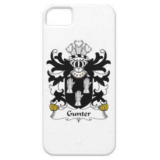 Gunter Family Crest iPhone 5 Case