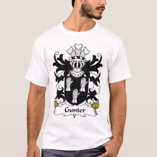 Gunter Family Crest T-Shirt