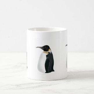 Gunter the Penguin Basic White Mug