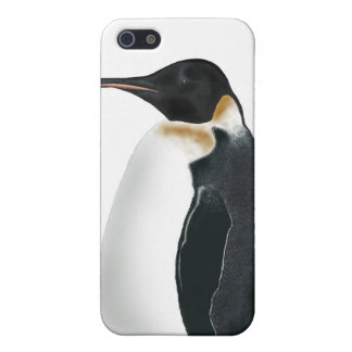 Gunter the Penguin iPhone 5/5S Covers