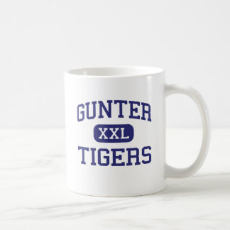Gunter - Tigers - High School - Gunter Texas Mugs