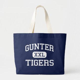 Gunter - Tigers - High School - Gunter Texas Tote Bag