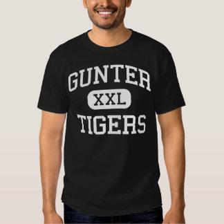 Gunter - Tigers - High School - Gunter Texas Tshirts