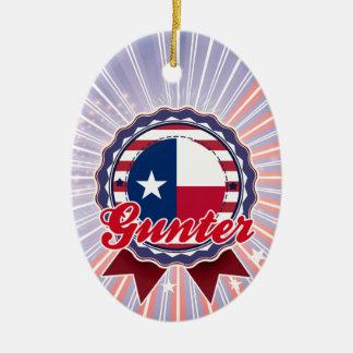 Gunter, TX Ornament