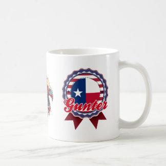 Gunter, TX Coffee Mugs