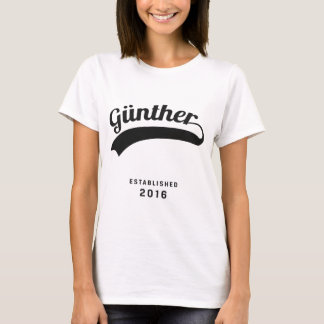 Günther original T-Shirt