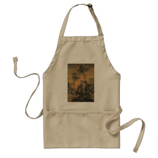 Guo Xi Early Spring Aprons