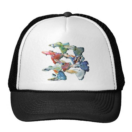 Guppies Mesh Hat