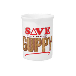 Guppy Save Pitcher