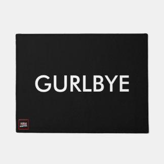 GURLBYE Doormat