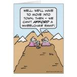 guru can't afford wheelchair ramp for mountain. cards