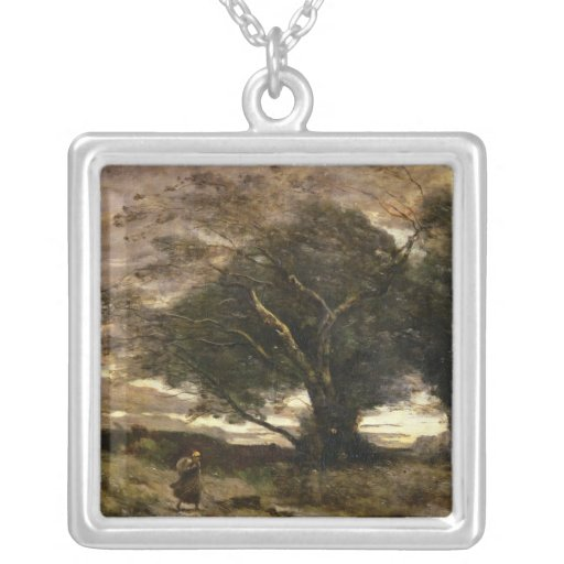 Gust of Wind, 1866 Necklace