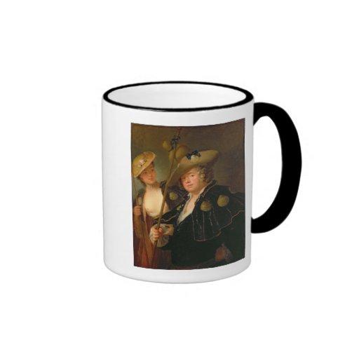 Gustav Adolf Graf von Gotter Mugs