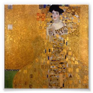 Gustav Klimt - Adele Bloch-Bauer I. Photo