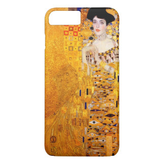 Gustav Klimt Adele Bloch-Bauer Vintage Art Nouveau iPhone 8 Plus/7 Plus Case