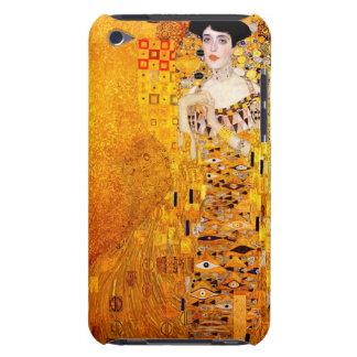 Gustav Klimt Adele Bloch-Bauer Vintage Art Nouveau iPod Case-Mate Case