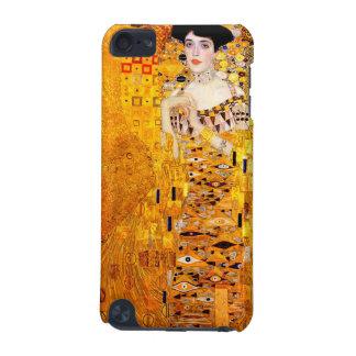 Gustav Klimt Adele Bloch-Bauer Vintage Art Nouveau iPod Touch 5G Cases
