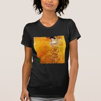 Gustav Klimt Adele Bloch-Bauer Vintage Art Nouveau T-Shirt