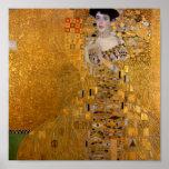 Gustav Klimt // Adele Bloch-Bauer's Portrait Print