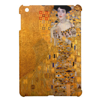 Gustav Klimt Adele Portrait iPad Mini Covers
