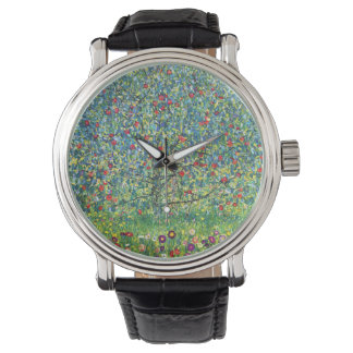 Gustav Klimt: Apple Tree Wrist Watch
