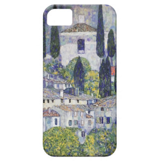 Gustav Klimt Church at Cassone sul Garda iPhone 5 Cover