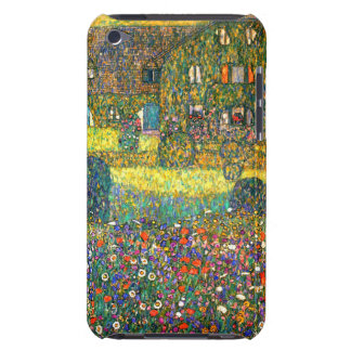 Gustav Klimt: Country House at the Attersee iPod Touch Cover