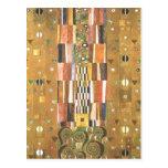 Gustav Klimt ~ Entwurf für den Wandfries Postcards
