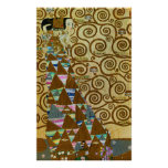 Gustav Klimt Expectation Poster
