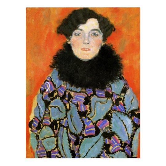 Gustav Klimt Fine Art Postcard