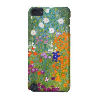 Gustav Klimt: Flower Garden iPod Touch (5th Generation) Cases