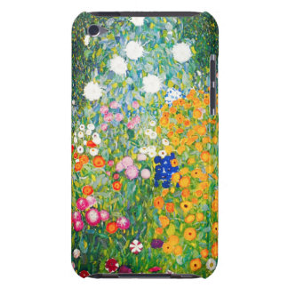 Gustav Klimt Flower Garden iPod Touch Case