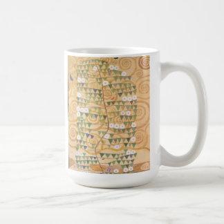 Gustav Klimt Frieze Tree of Life Mug